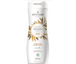 Přírodní šampón Attitude Super leaves rozjasňující pro normální a mastné vlasy 473 ml
