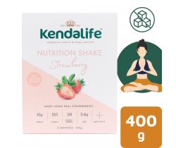 Proteinový nápoj Kendalife jahoda (400 g)