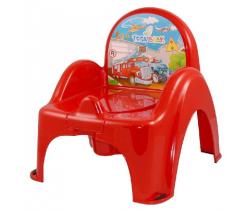 Protiskluzový nočník/stoleček s melodií Tega Baby Cars