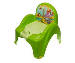 Protiskluzový nočník / židlička Tega Baby Safari