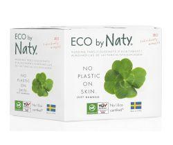 Prsní vložky pro kojící ženy 30 ks Naty Nature Womencare