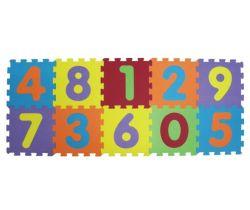 Puzzle pěnové 143x48 cm Ludi Čísla