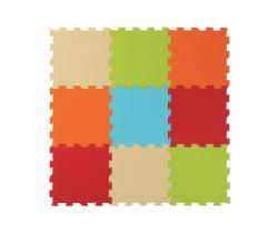 Puzzle pěnové 90x90 cm Ludi
