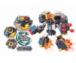 Bombový Strážce Qman  Blast Ranger