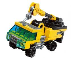 Jeřáb Qman Heavy Transporter