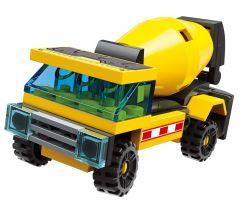 Domíchávač Qman Heavy Transporter