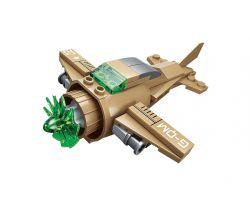 Bojové letadlo Green Light Qman Raider Aircraft