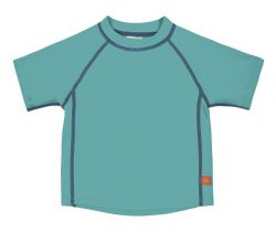 Chlapecké tričko Lässig Rashguard Short Sleeve Boys Lagoon