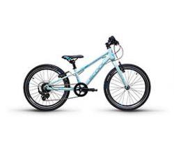 Dětské kolo liXe race 7s modrý/svetlomodrý  S'COOL