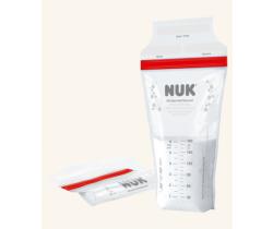 Sáčky na mateřské mléko 25 ks Nuk