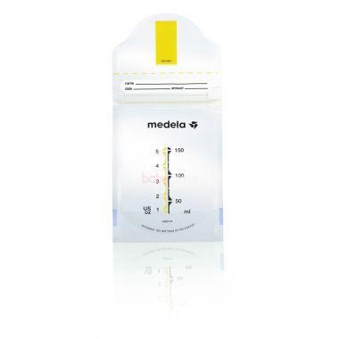 Sáčky na zamrazení mateřského mléka, 145 ml - bal. 20 ks Medela