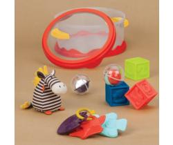 Sada hraček B-Toys Wee B. Ready