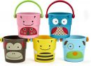 Sada kbelíků do vody 9m+ Skip Hop Zoo