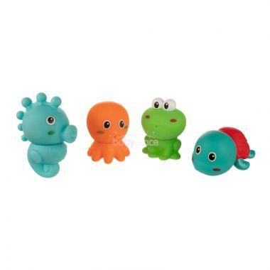 Sada kreativních hraček do vody 4 ks Canpol Oceán
