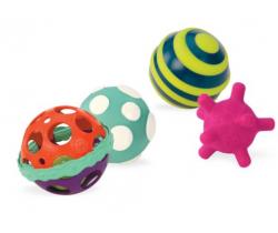 Sada míčků B-Toys Balla-baloos