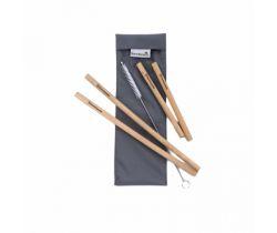 Sada mix bambusových brček Bamboolik