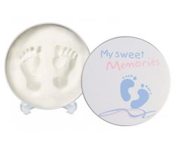 Sada na otisk Baby Art My Sweet Memories Baby Print Box doprodej