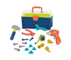 Sada nářadí v kufříku B-Toys Busy Builder