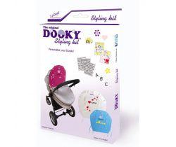 Sada nažehlovacích obrázků Dooky Styling Kit