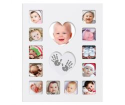 Sada pro otisk Happy Hands Baby First Year Kit