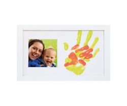 Sada pro otisk Happy Hands Baby Me Paint Print Kit