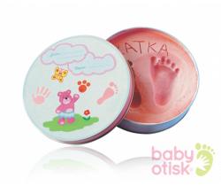 Sada pro otisk s plechovkou Baby Otisk