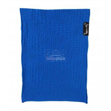 Šátek na nošení dětí Lucky Industry Wacotto Sv. Modrá