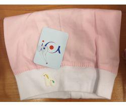 Šátek Yo Bandana Pink/White
