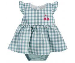Šaty s body bez rukávů Pinokio Sweet Cherry Green