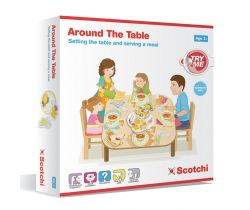 U stolu Scotchi