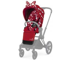 Seat Pack Cybex Priam by Jeremy Scott Petticoat Red