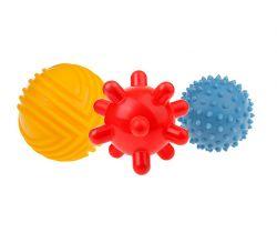 Senzorické balónky Tullo 3ks