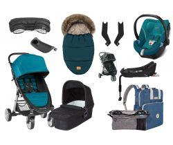Sestavte si kočárek Baby Jogger City Mini 4W/ 2