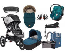 Sestavte si kočárek Baby Jogger Summit X3