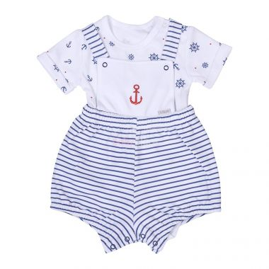 Set 2ks Kitikate Marine Boy