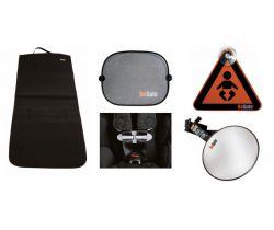 Set doplňků k protisměrným autosedačkám BeSafe Rear facing package