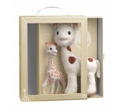 Set Sophie žirafka + Sophie Chérie žirafka Vulli