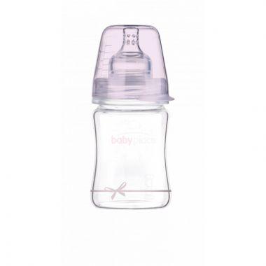 Skleněná láhev LOVI Baby Shower 150 ml