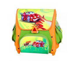 Školní batoh EcoToys Cars
