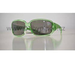 Sluneční brýle pro děti Crazy Dog Crystal Fun Green