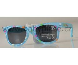 Sluneční brýle pro děti Crazy Dog Little Artist Blue Bubbles
