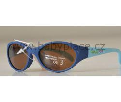 Sluneční brýle pro děti Crazy Dog Soft Flex Blue