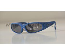 Sluneční brýle pro děti Crazy Dog Soft Flex Dark Blue