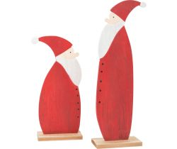 Dekorační Santa 2 ks Small Foot