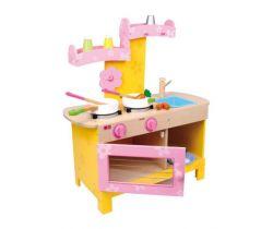 Dětská dřevěná kuchyňka Small Foot Nena