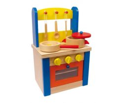 Dětská dřevěná kuchyňka pro panenky Small Foot