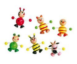 Dřevěné magnetky 1 ks Small Foot Zvířátka