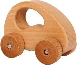 Dřevěné přírodní auto Small Foot Fernando