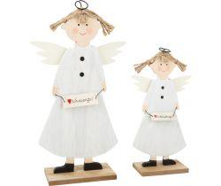 Dřevění andělíčci 2 ks Small Foot