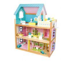 Dřevěný domeček pro panenky Small Foot Residence